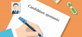 Candidature spontanée et le recrutement sur les compétences